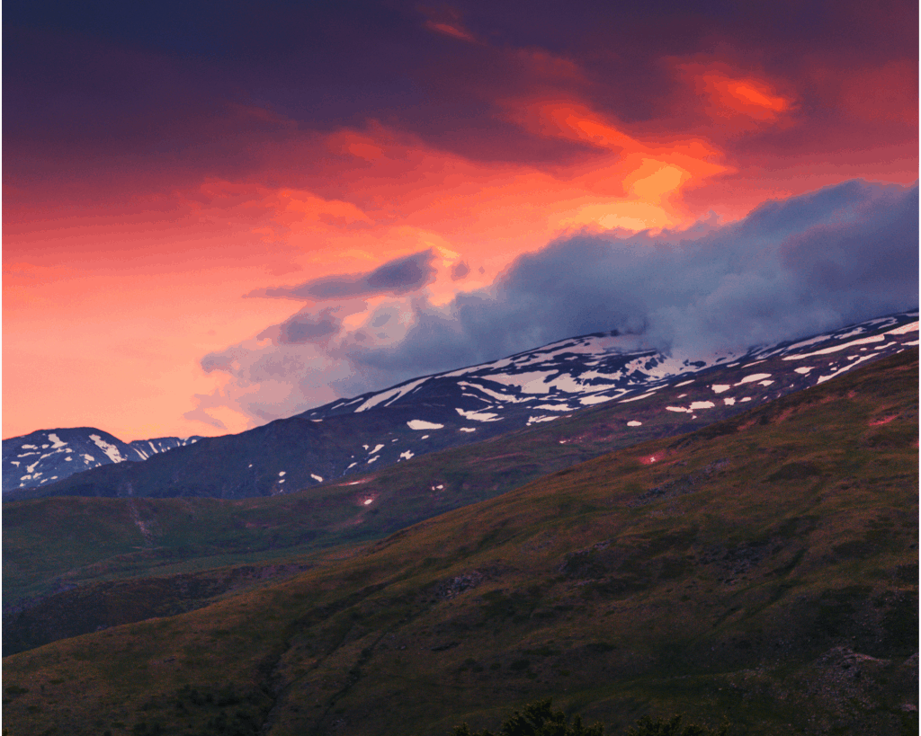 Macedonia - Šar / Shar Mountains - Pixabay