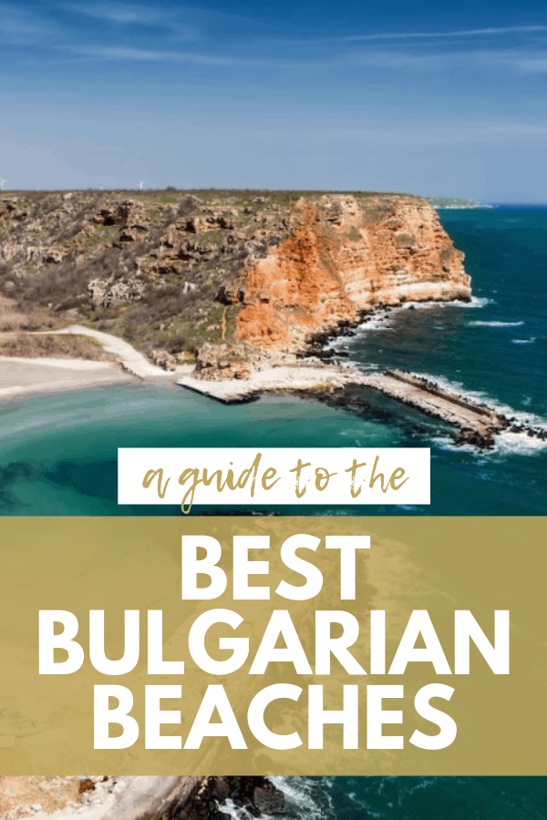 The Best Beaches in Bulgaria