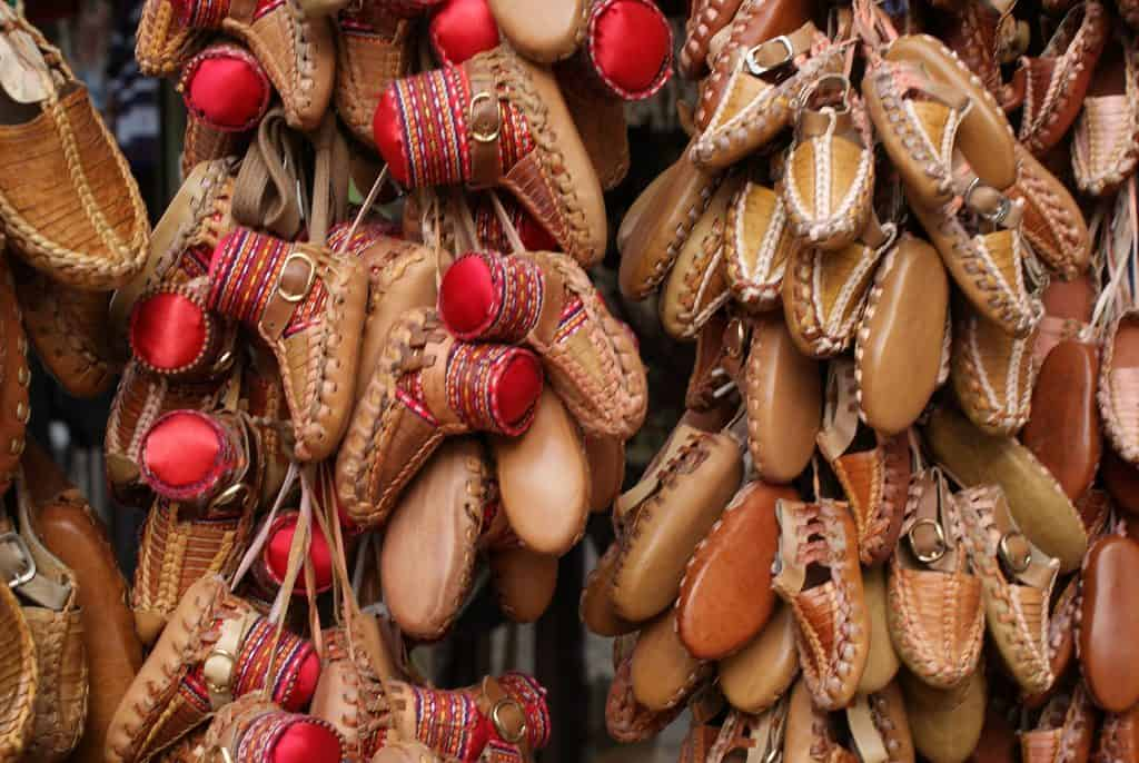 Macedonia - Traditional Shoe - Wikimedia Commons