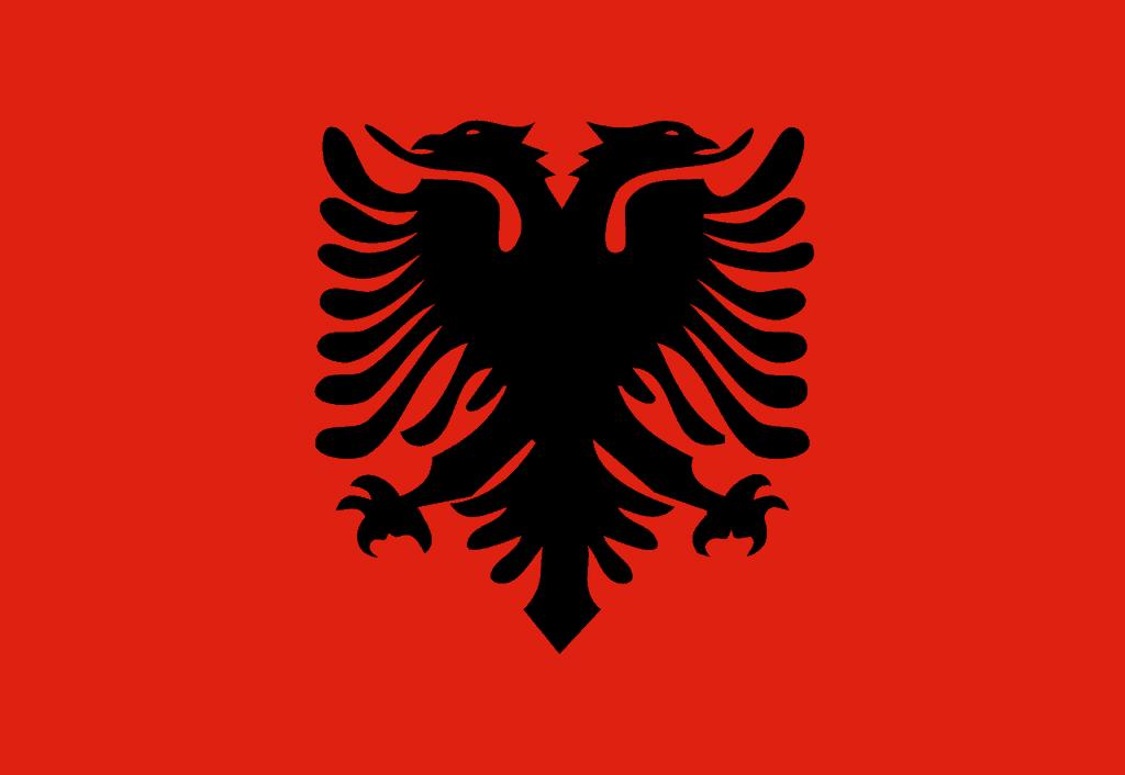 Albania Flag - Pixabay