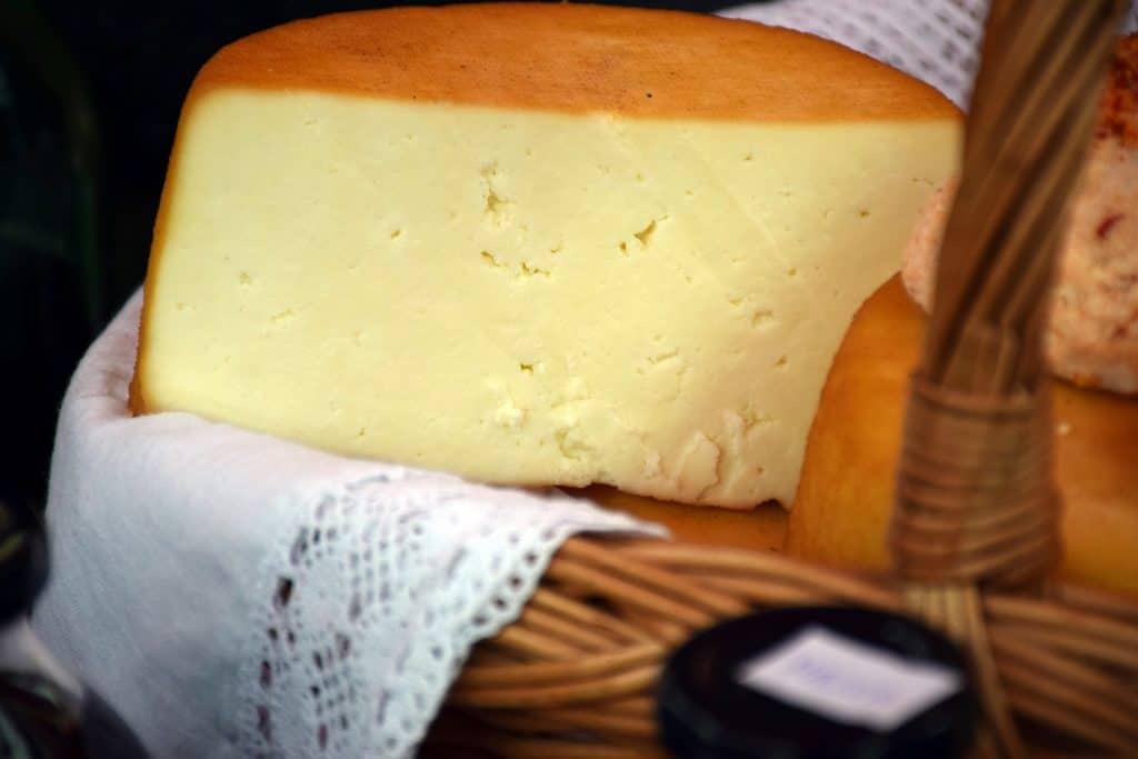 Croatia - Croatian Cheese - Pixabay