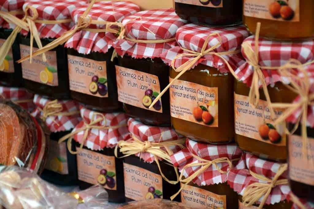 Croatia - Homemade Jam Marmalade - Pixabay