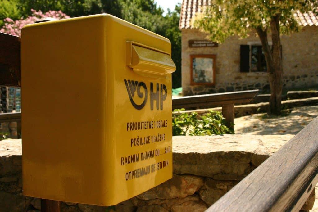 Croatia - Mail Box / Letter Box - Pixabay