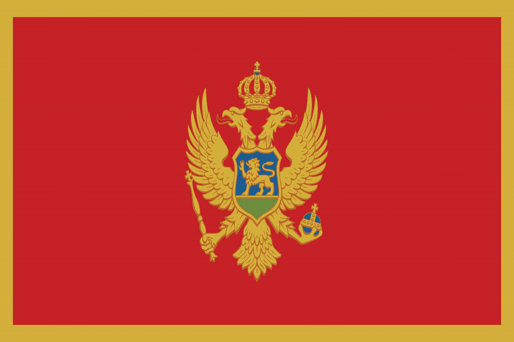 Montenegro Flag - Pixabay