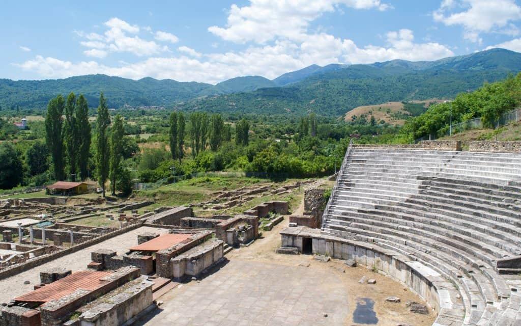 Macedonia - shutterstock_526847269 - Heraclea
