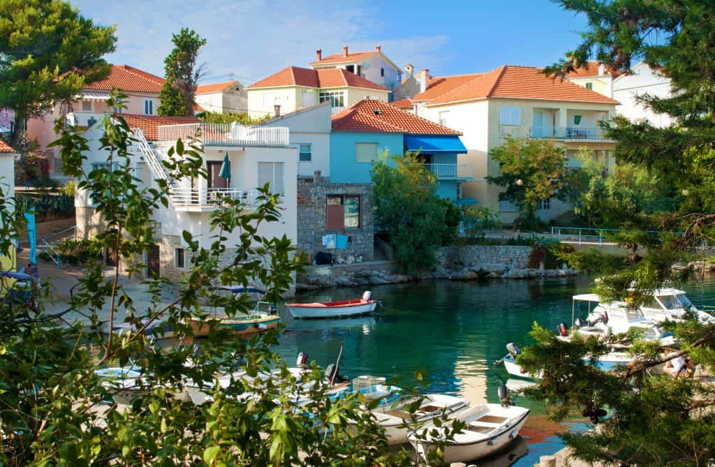 Bozava - Dugi otok - Croatia