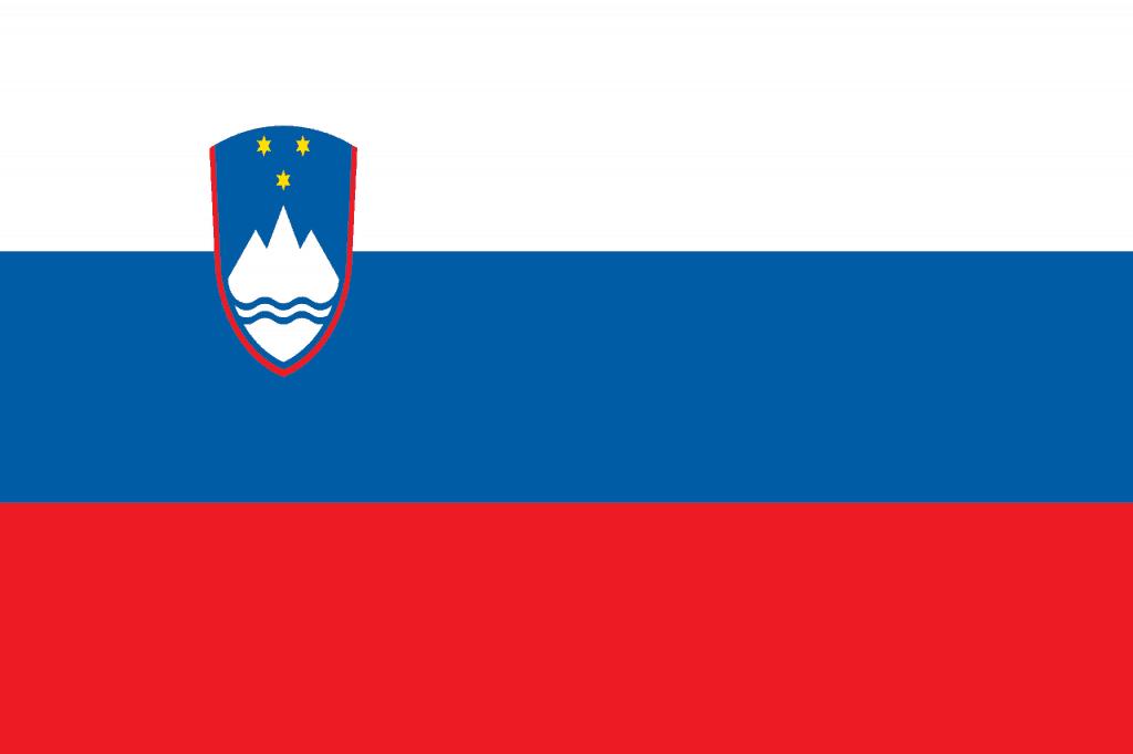 Slovenia Flag - Pixabay