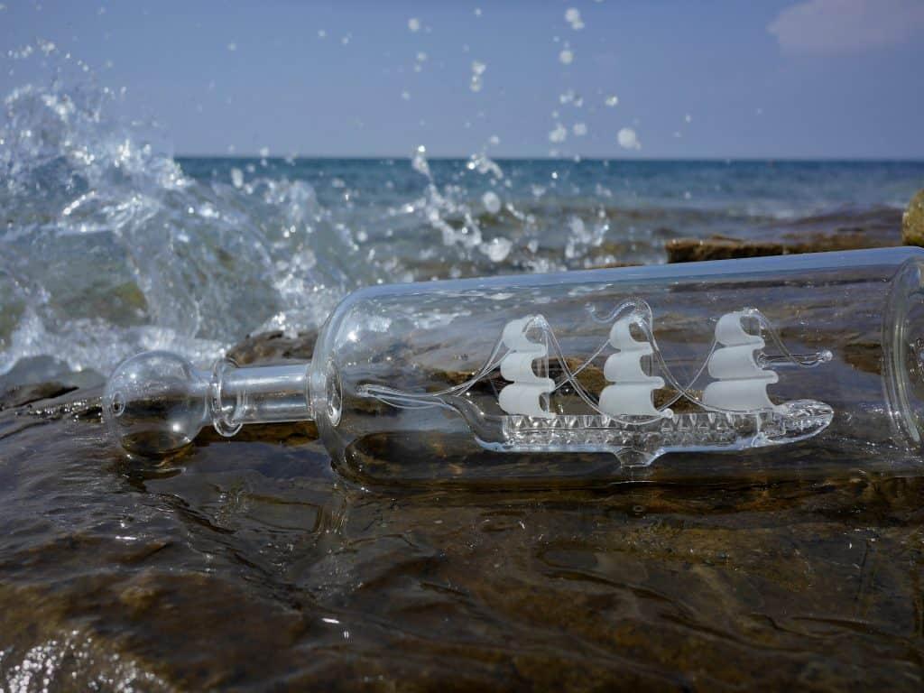 Slovenia - Ship in a Bottle - Pixabay