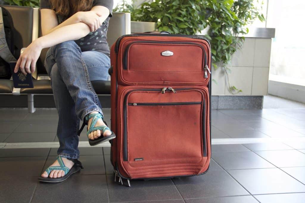 Passport and Suitcase Luggage - Pixabay