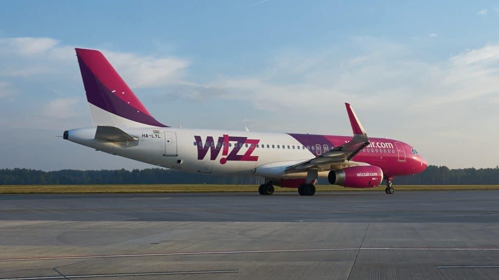 Wizz Air Plane - Pixabay