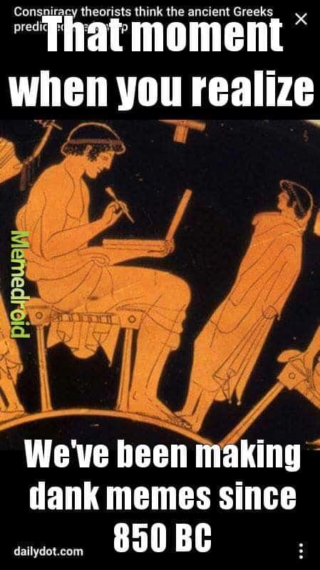 Greek Memes