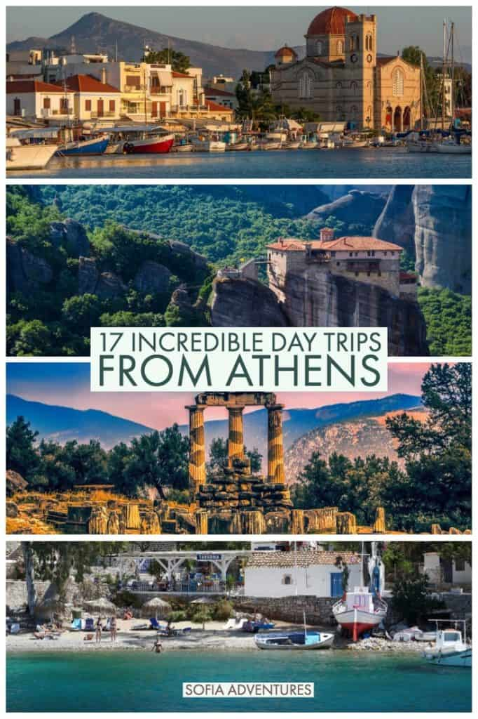 17 Spectacular Athens Day Trips