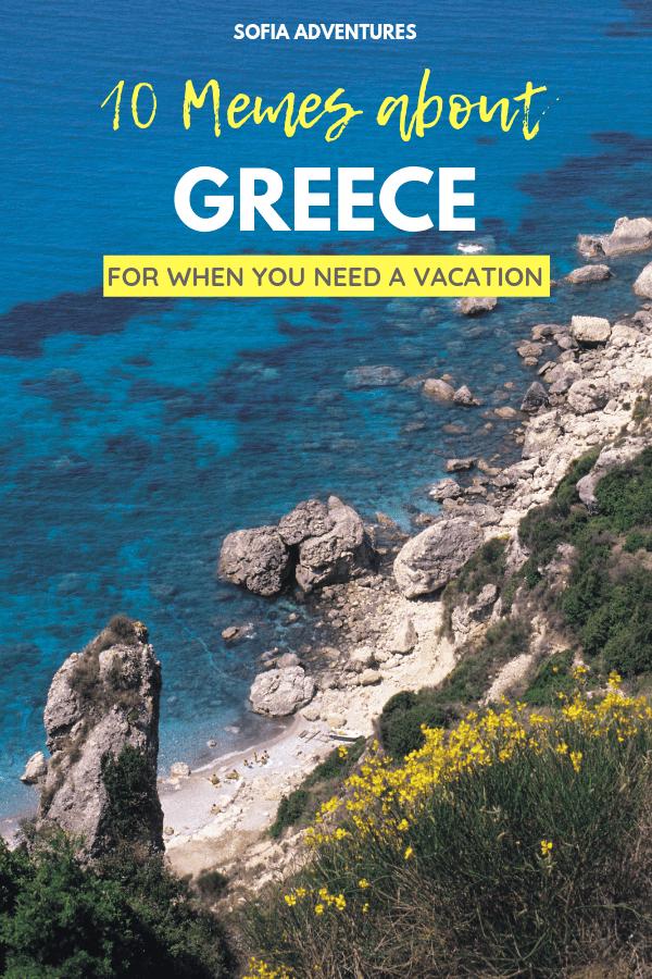 Funny Greece Memes