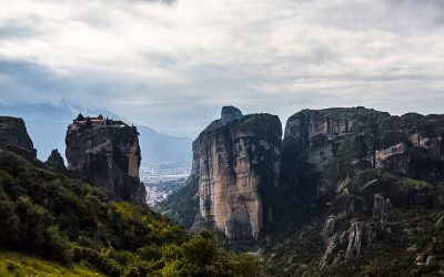 How to Go from Athens to Meteora on a Perfect Day Trip