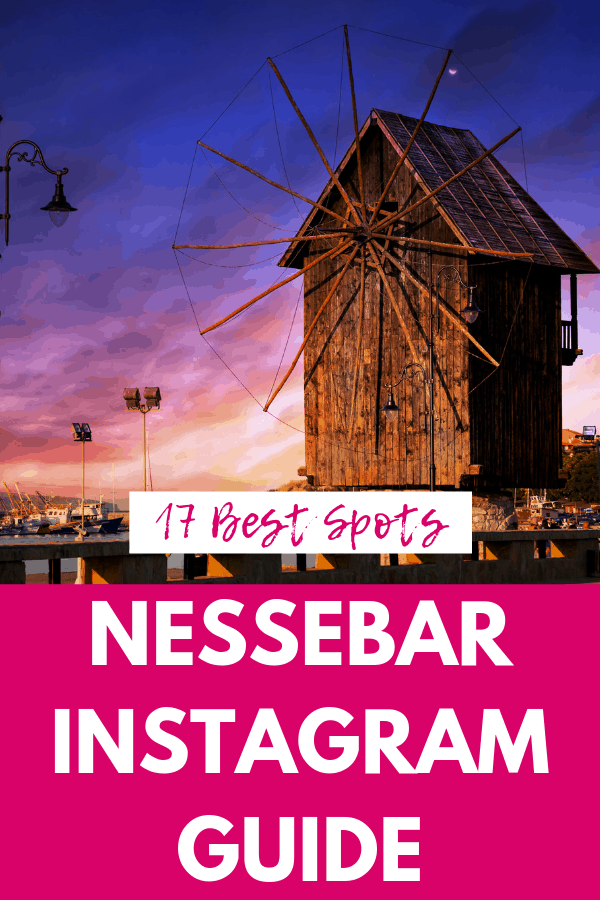 Most Instagrammable Places in Nessebar