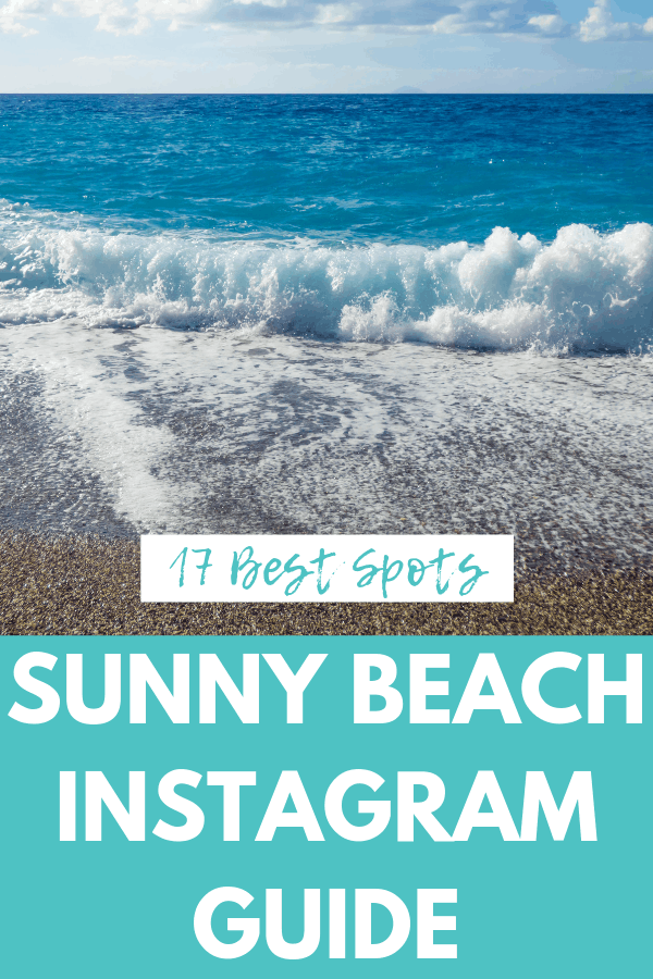 Most Instagrammable Places in Sunny Beach