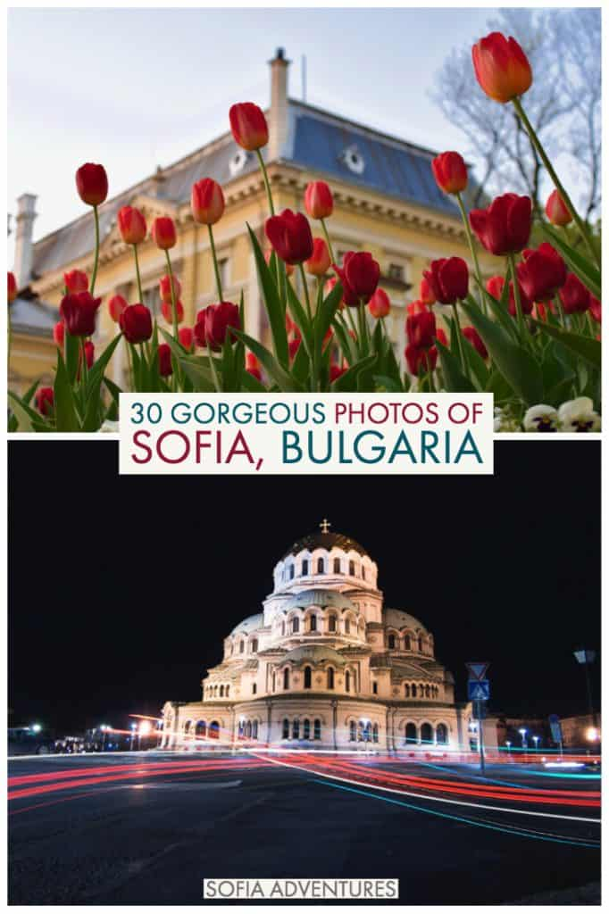 Here are our favorite Sofia photography spots, full of pictures of Sofia from our years of living in this gorgeous and surprisingly photogenic city. This will inspire you to travel to Sofia!