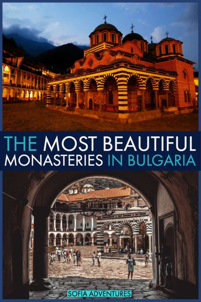 If you're planning a trip to Bulgaria, you probably have your eyes on visiting Rila Monastery. But there are plenty of other beautiful monasteries in Bulgaria worth seeing! Here are our top favorite Bulgarian monasteries, from Bachkovo to Shipka to Dragalevski.