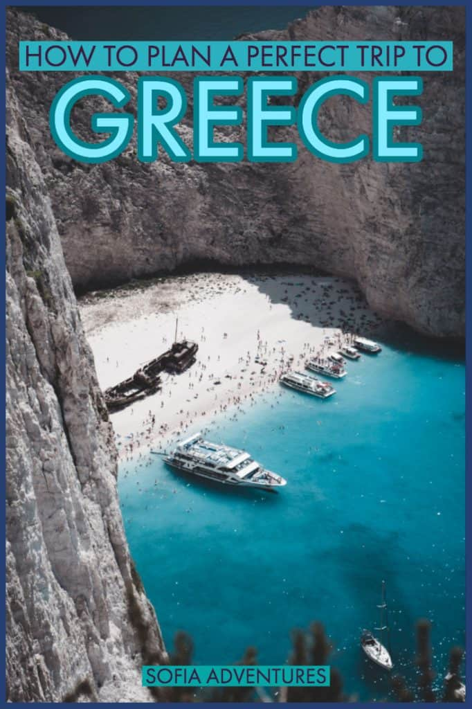 Need help planning a trip to Greece? This Greece travel checklist is your ultimate guide to planning a Greece vacation. From Schengen visas to Greece itinerary inspiration to what Greek islands to pick, you'll find everything you need to plan an epic Greece holiday!