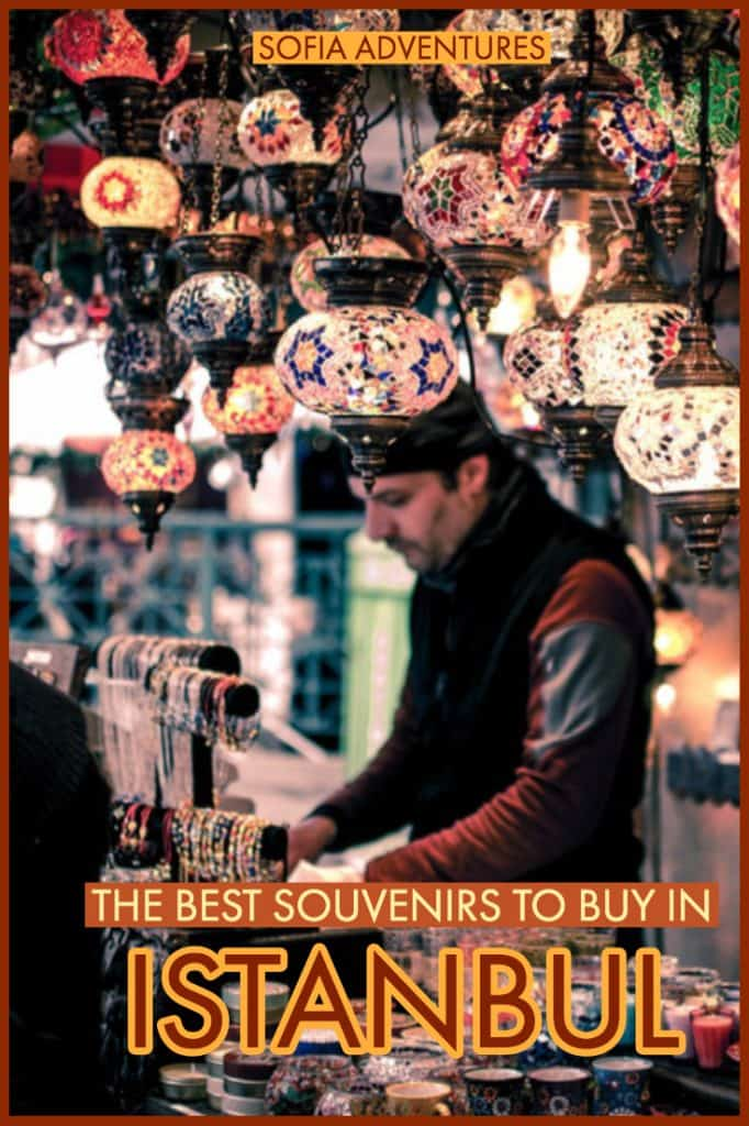 If you're traveling to Turkey, shopping is likely on your Turkey itinerary! Shopping in Istanbul is like no other place, and Turkish souvenirs are beautiful and full of tradition. Here's a guide to what to buy in Turkey and Istanbul. Souvenirs range from Turkish rugs and lamps to candies and tea sets, and there are souvenirs from Turkey for every budget!