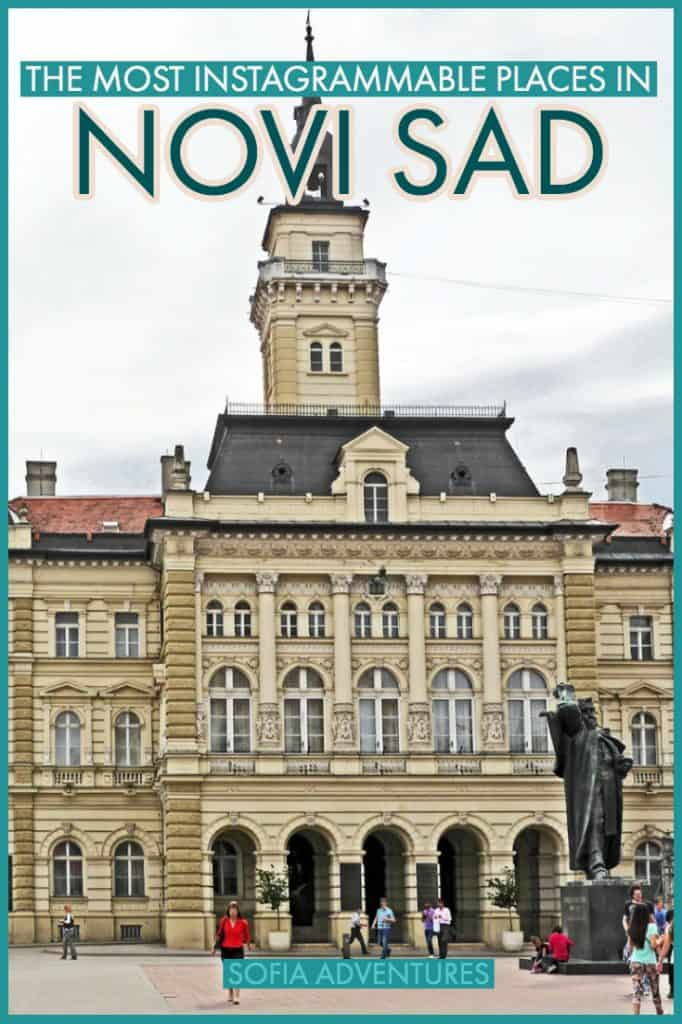 Want to know the most Instagram-friendly things to do in Novi Sad, Serbia? Here's our guide to the most Instagrammable places to visit in Novi Sad, from historic landmarks to colorful streets to cute quirky cafes and of course, Petrovaradin Fortress! Including a Novi Sad map so you can easily find our top Novi Sad photography spots.