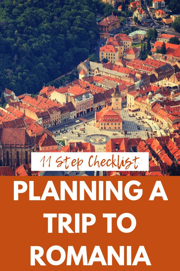 Planning a Trip to Romania: An 11-Step Checklist