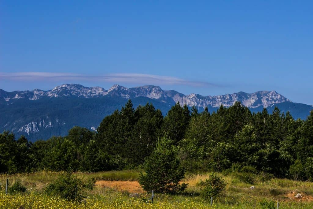 Croatia - Northern Velebit National Park - Pixabay - mountain-523887_1920