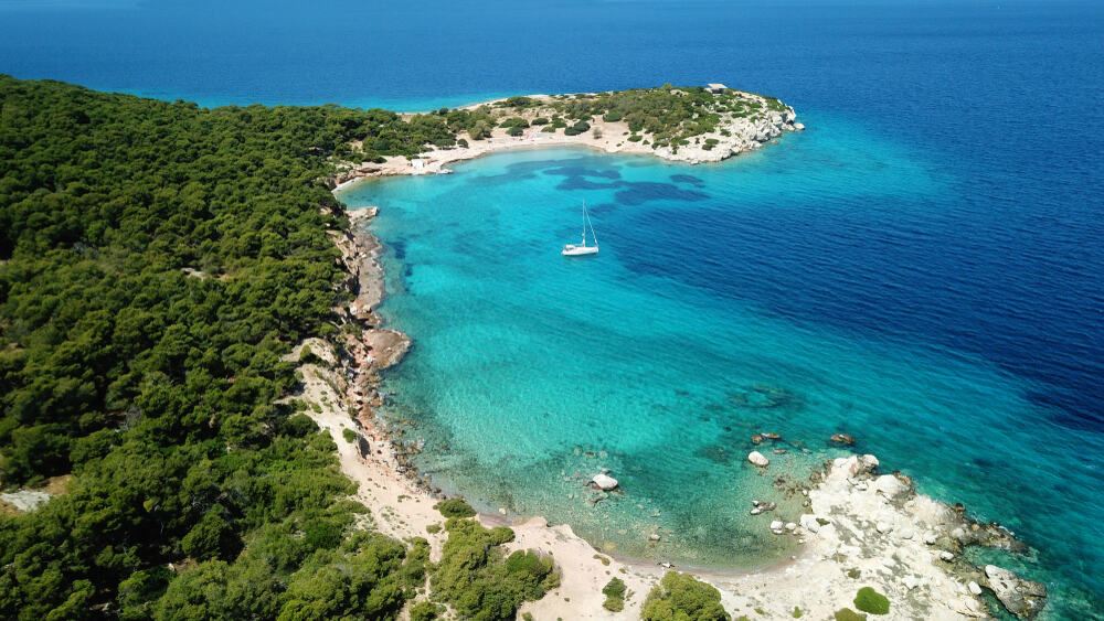 Greece - Moni Island