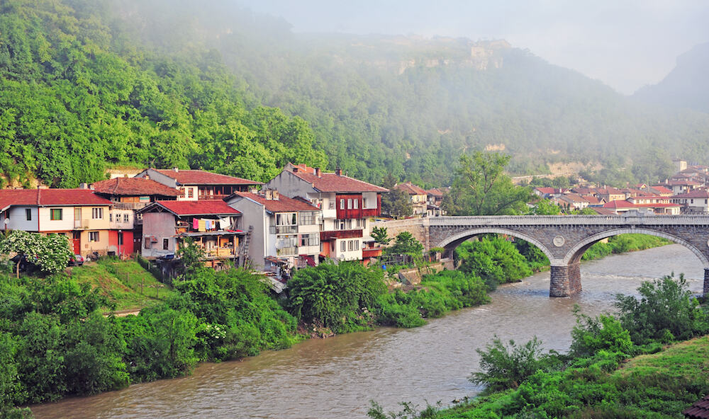 Bulgaria - Veliko Tarnovo - Bridge