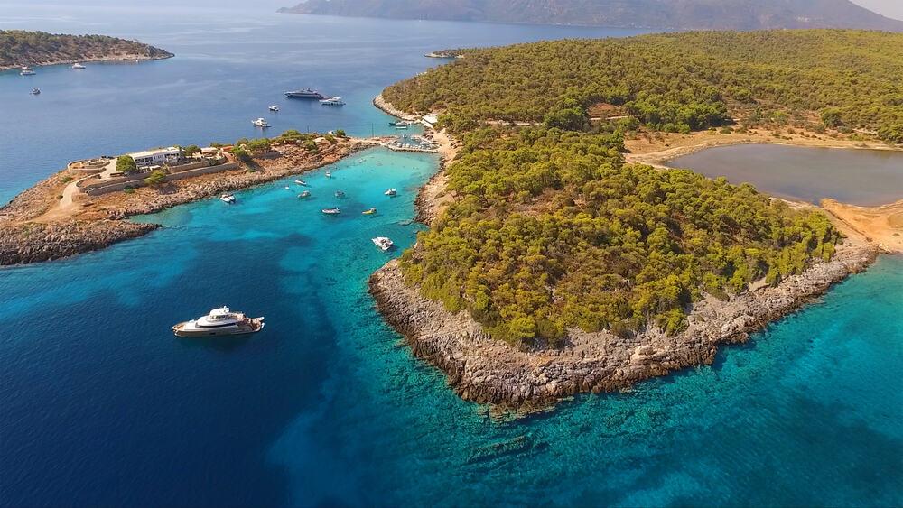 Greece - Agistri Island