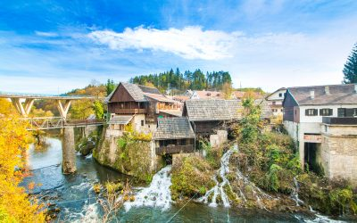 10 Breathtaking Waterfalls in Croatia