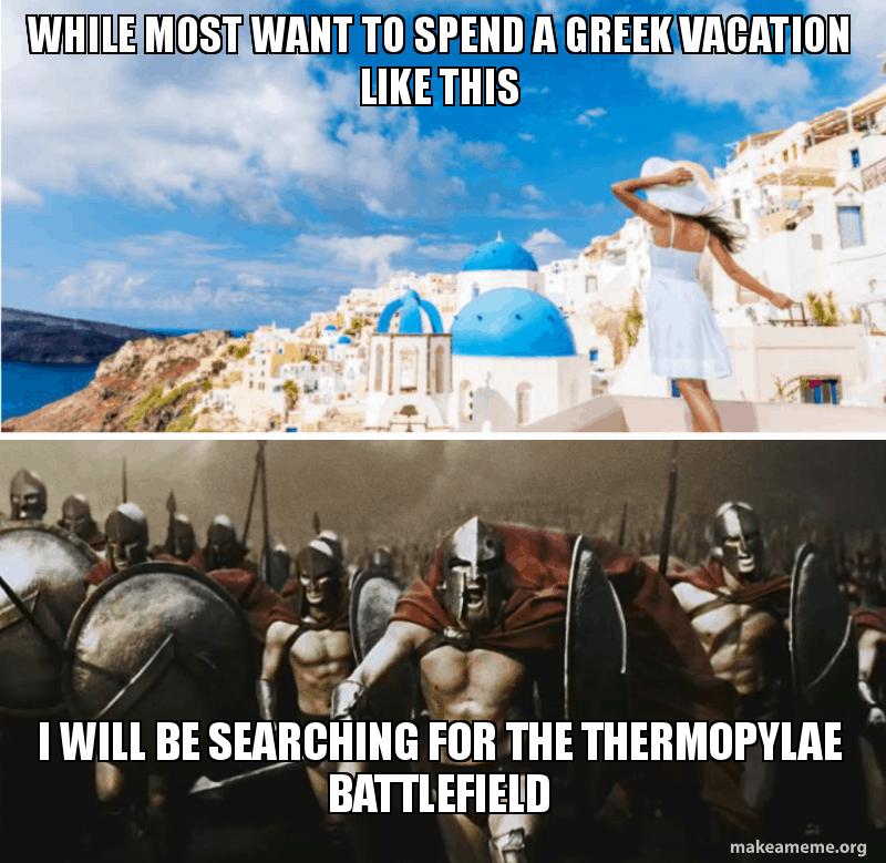 ancient Greek history meme