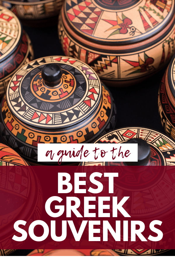 21 Perfect Greek Souvenirs & Gifts that Belong in Your Suitcase