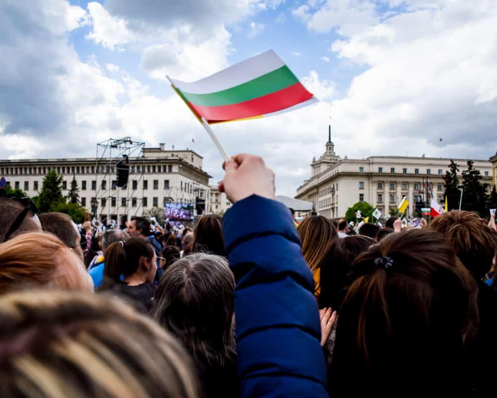 Bulgaria - Sofia - Pope Francis Visits Sofia, Bulgaria