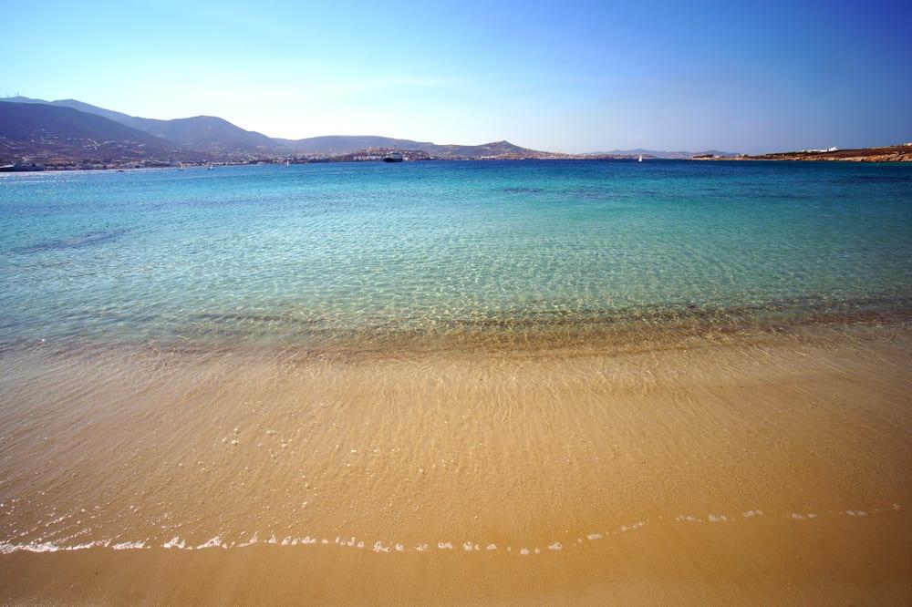 Greece - Paros - Golden Beach
