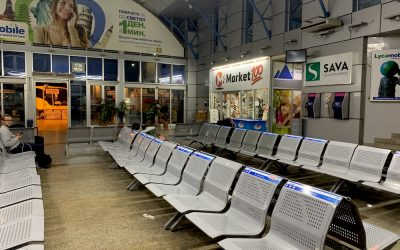 How to Get From Skopje to Sofia (By Day or Night Bus)