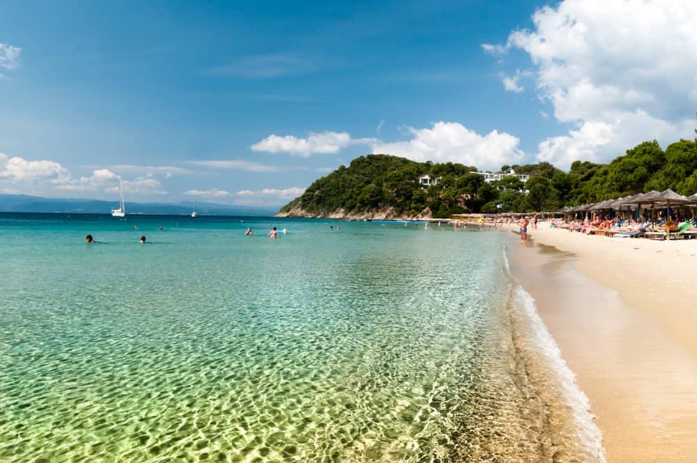 Greece - Skiathos - Koukounaries Beach