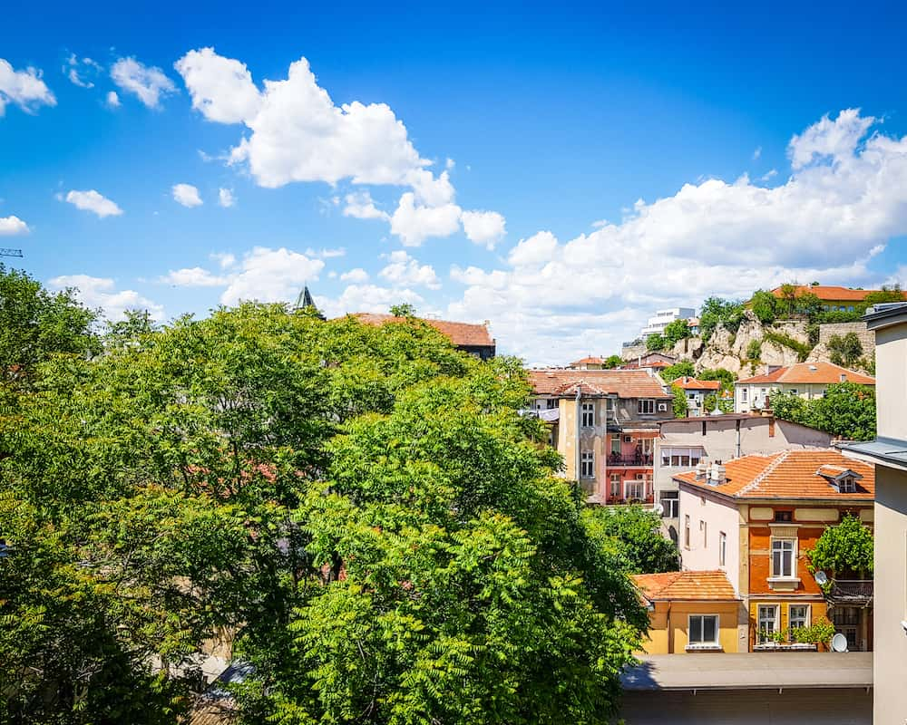 Bulgaria - Plovdiv - View from Stay Hotel