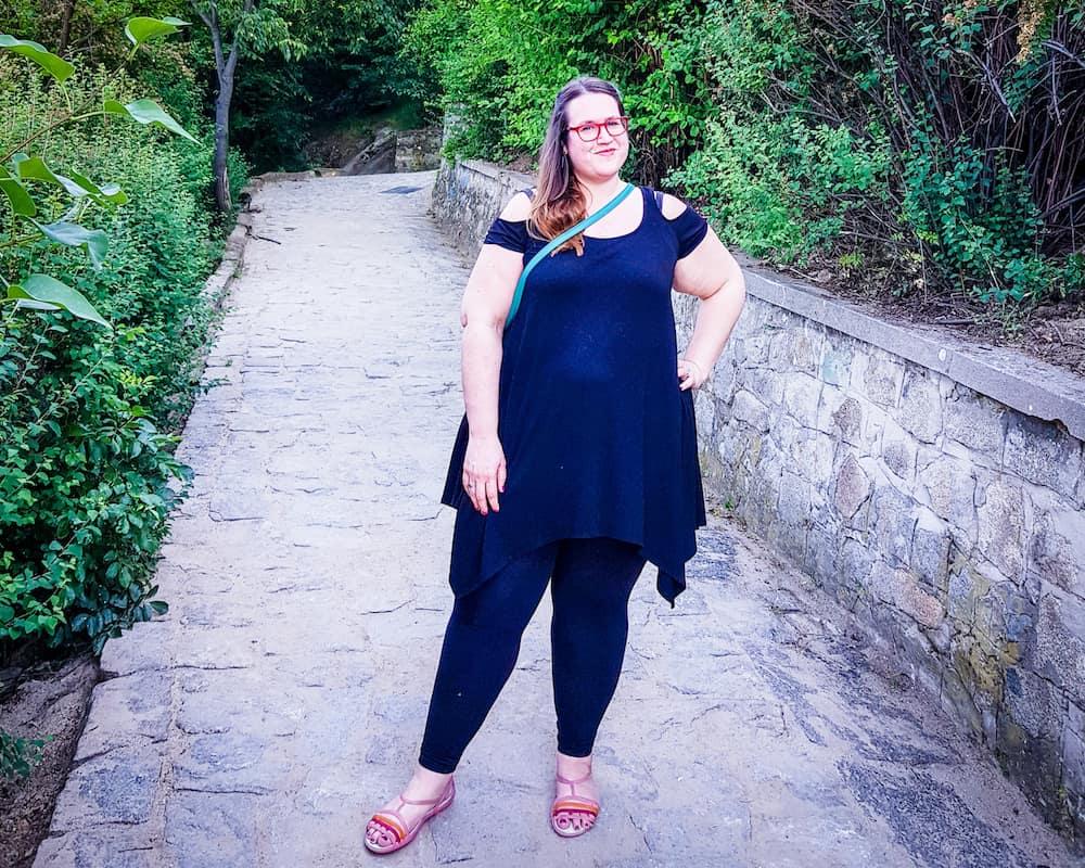 Bulgaria - Plovdiv - Alyosha Monument Hike Stephanie