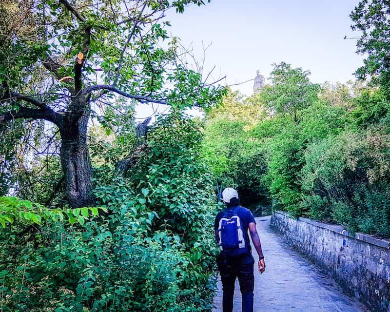 Bulgaria - Plovdiv - Alyosha Monument Hike