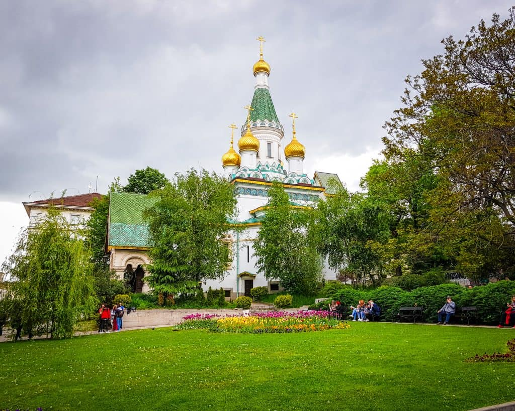 Bulgaria - Sofia - Russian Church