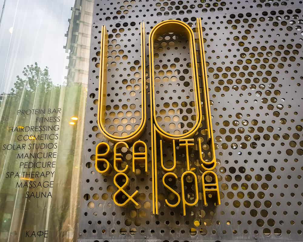 Bulgaria - Sofia - UPI Beauty Salon & Spa
