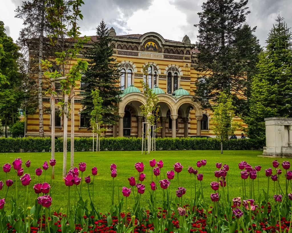 Bulgaria - Sofia - Holy Synod of the Bulgarian Orthodox Church