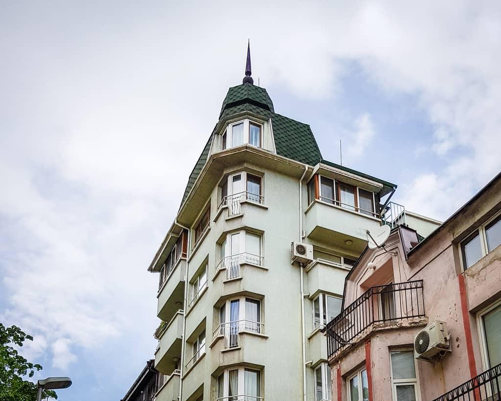 Bulgaria - Sofia - Architecture