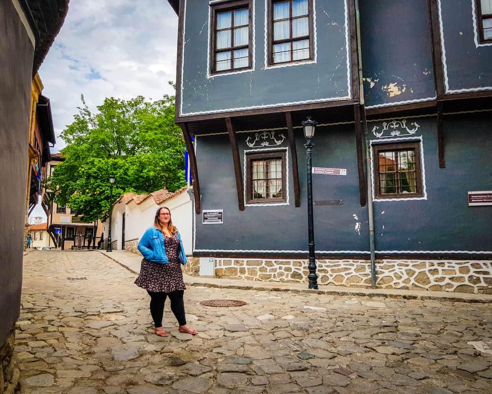 Bulgaria - Plovdiv - Bulgarian National Revival Style Houses