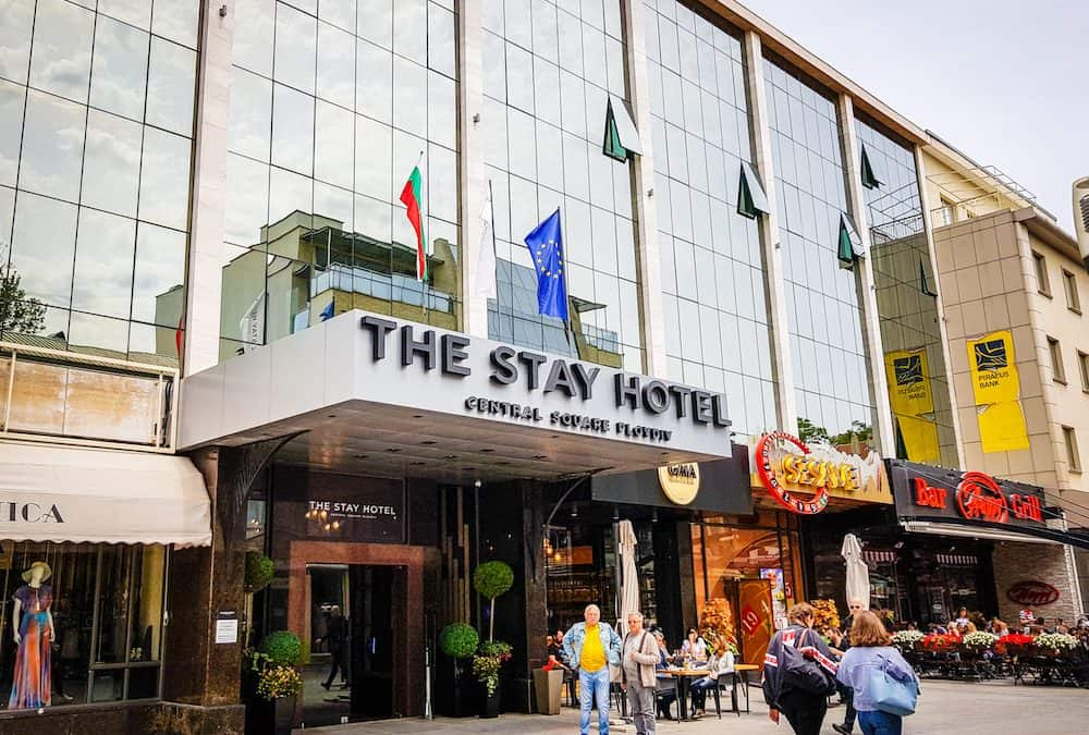 The Stay Hotel Plovdiv: Enjoying the Best Location Downtown