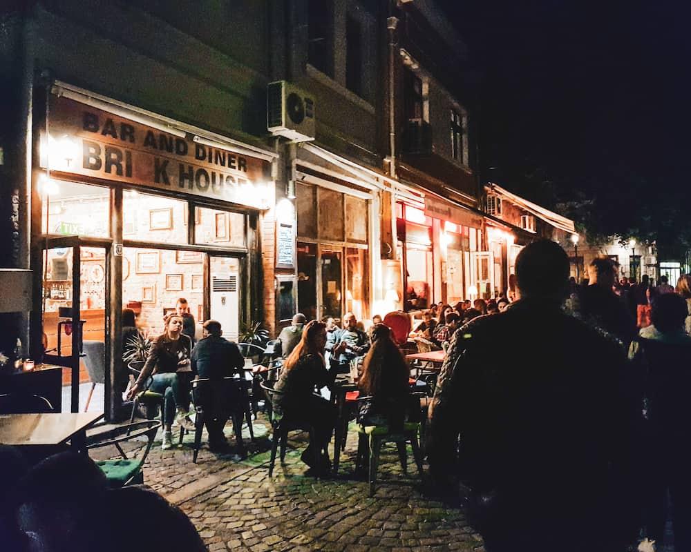 Bulgaria - Plovdiv - Bar and Diner Brick House