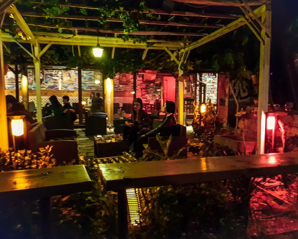 Bulgaria - Plovdiv - Fabric Bar Garden