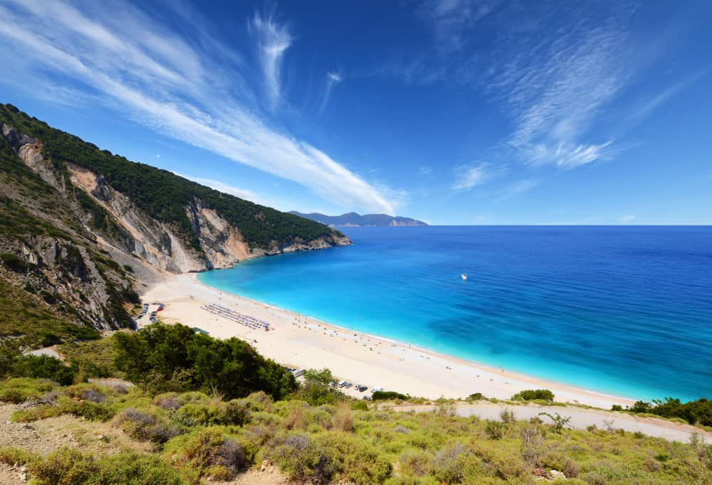 Greece - Kefalonia - Myrtos Beach