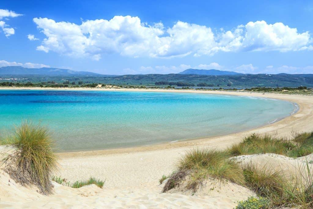 Greece - Peloponnese - Voidokillia